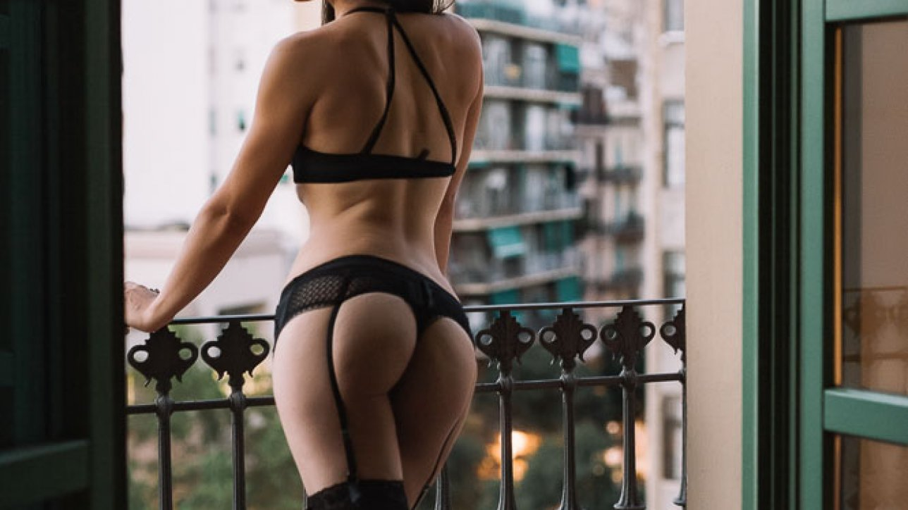 Sesión de fotos sexy Barcelona - Boudoir