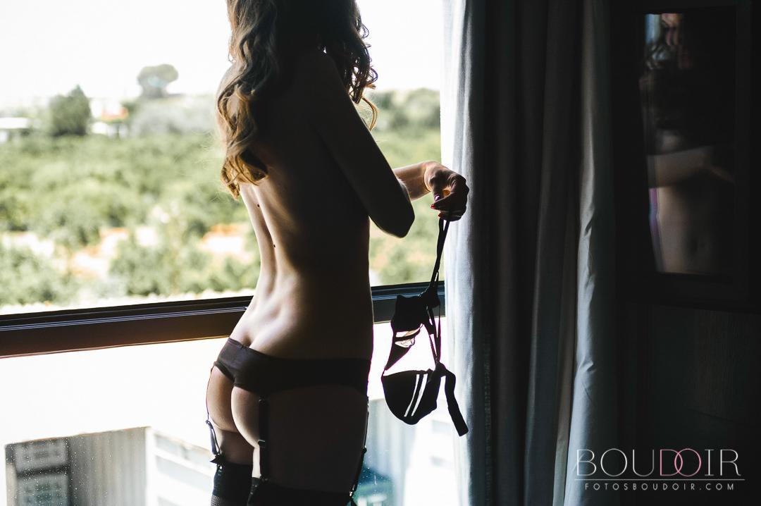 Sesion de fotos sensual - Book fotos sexy - Boudoir