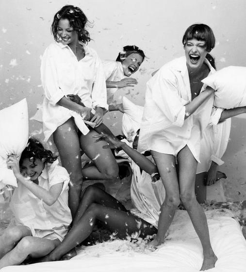 Boudoir Party - noche de chicas