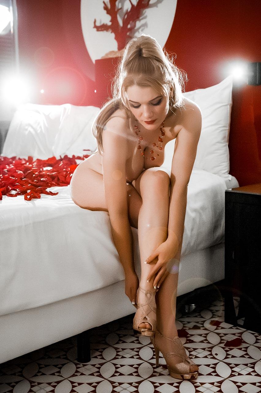 book fotos erotica - sesión fotos boudoir Barcelona