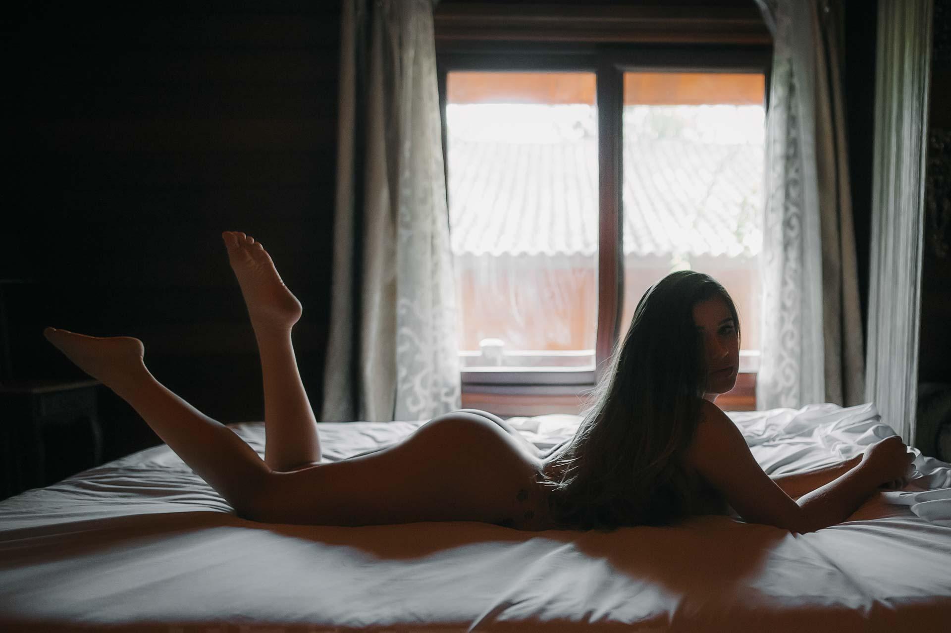Fotos Boudoir - Book de fotos sensual sexy