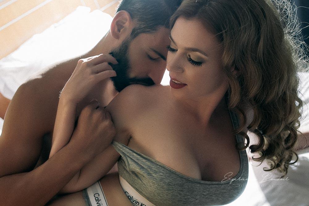 sesión fotos de pareja Boudoir - Book fotos sensual y elegante de pareja (26)